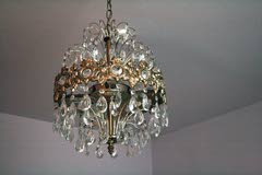 Chandeliers migrate from South to homes in other regions