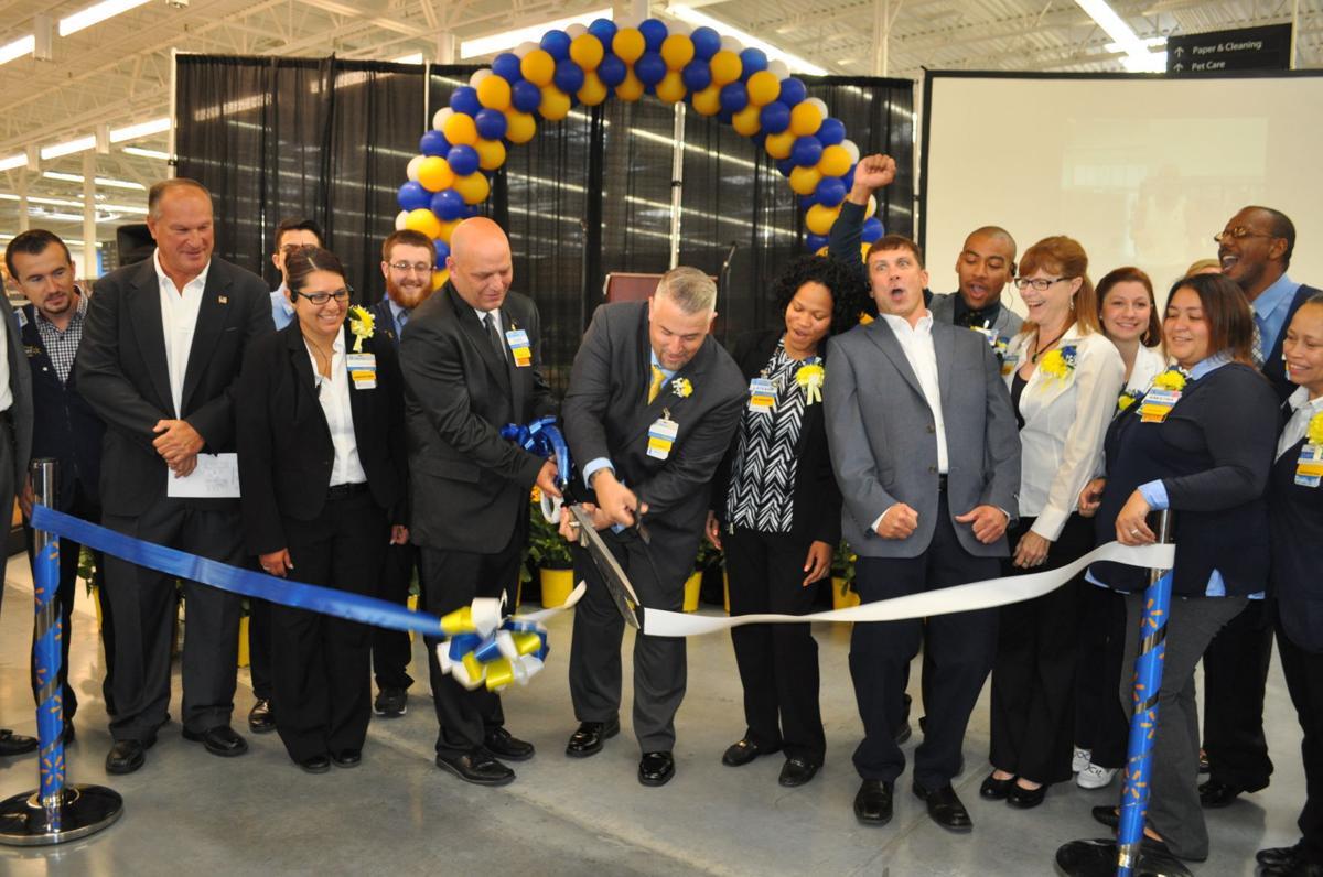 Egg Harbor Township Walmart opens for business