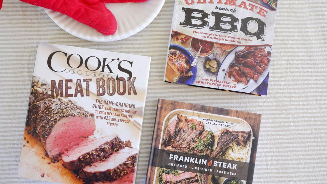 Beyond BBQ: Teach dad some new tricks with these 5 beer and meat books