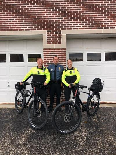 HTPD Reinstitutes bike patrols