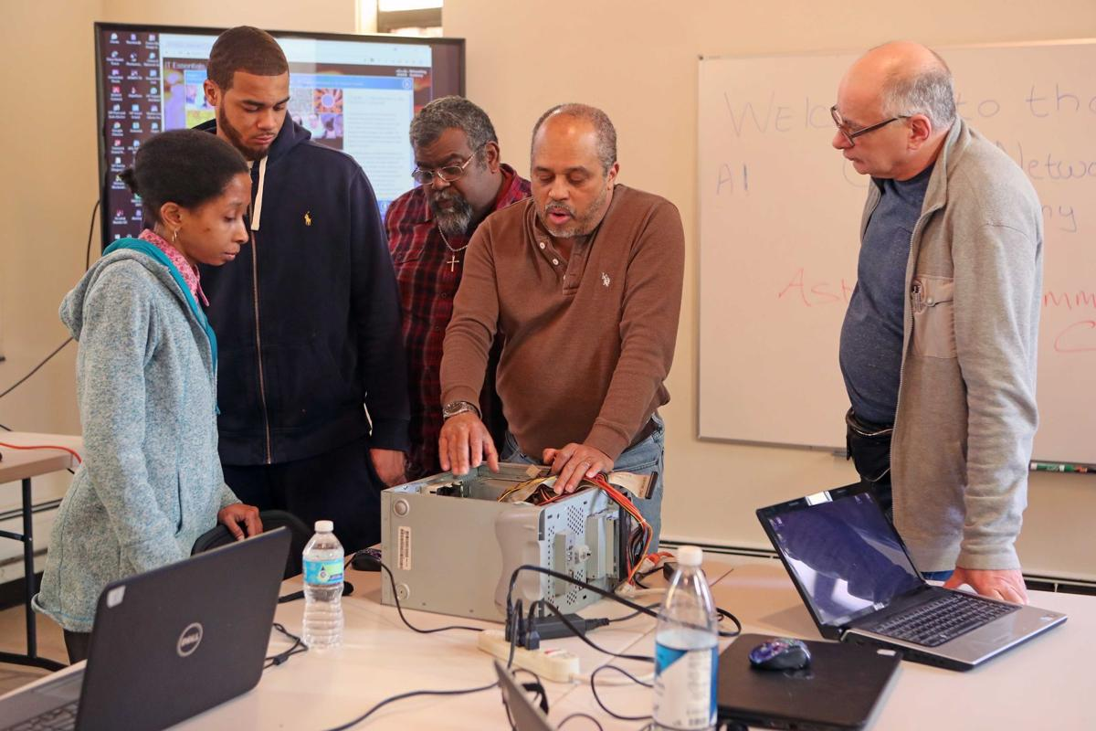 IT training program at Asbury United Methodist Church