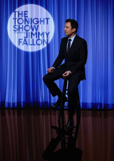TV: Expect variety from new 'Tonight' host Jimmy Fallon