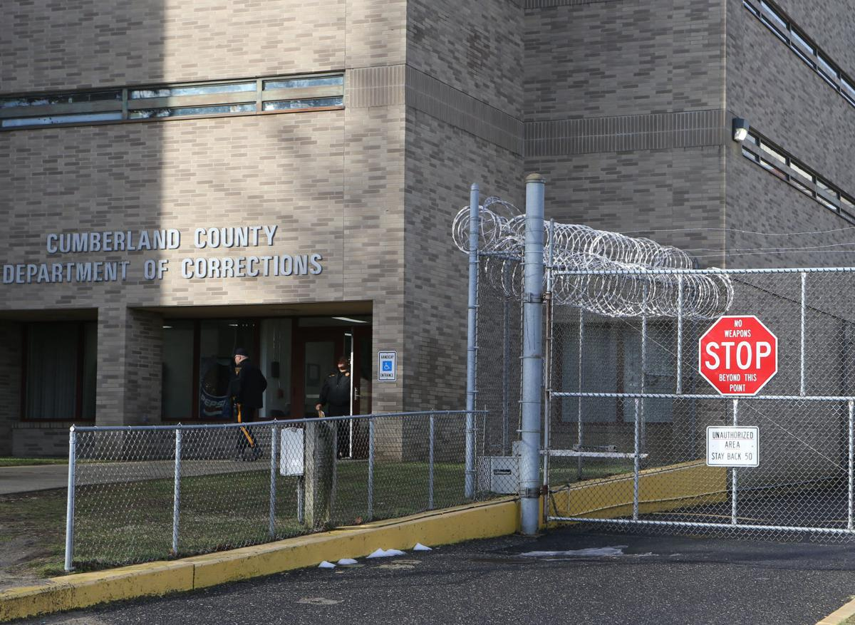 Cumberland County jail