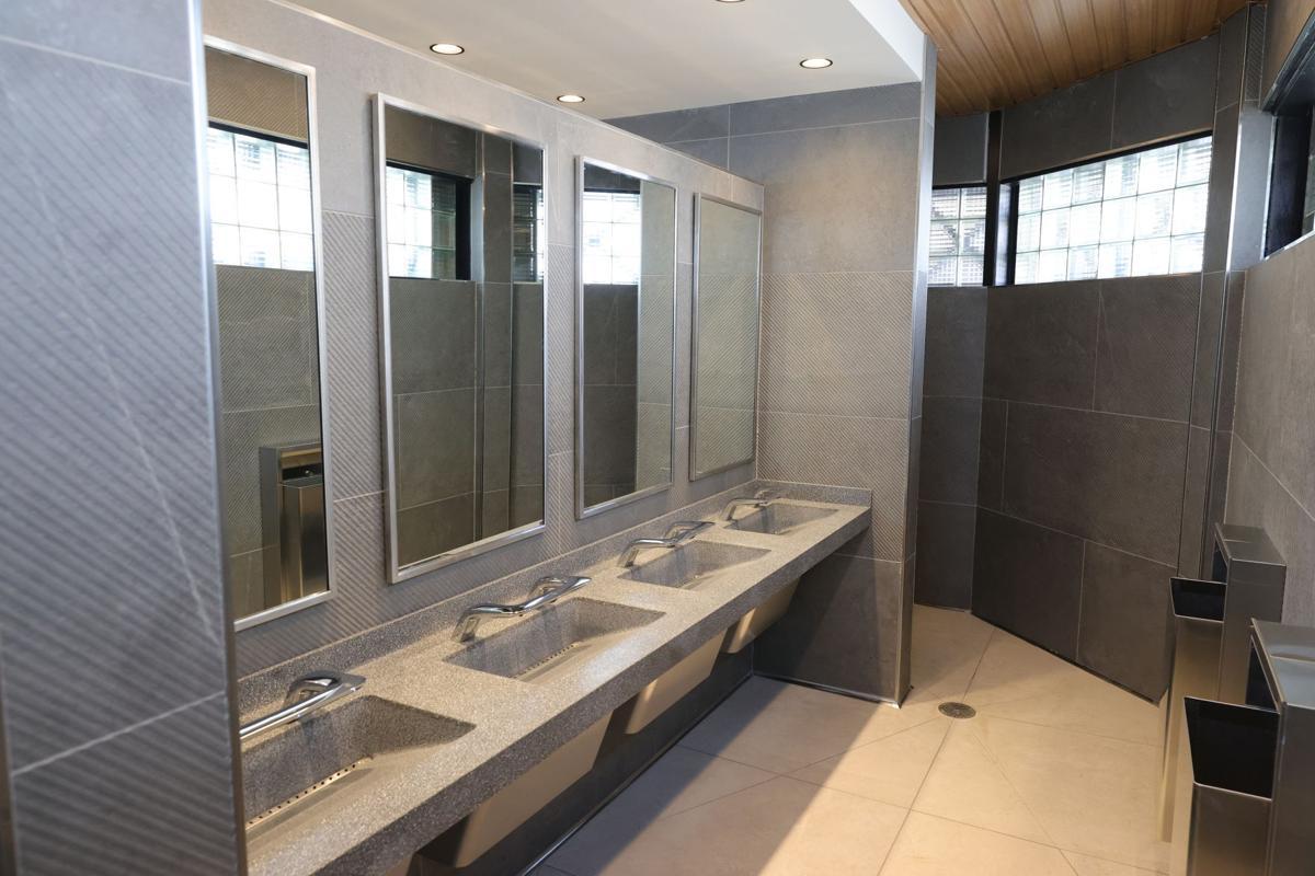 Atlantic City Boardwalk Bathrooms