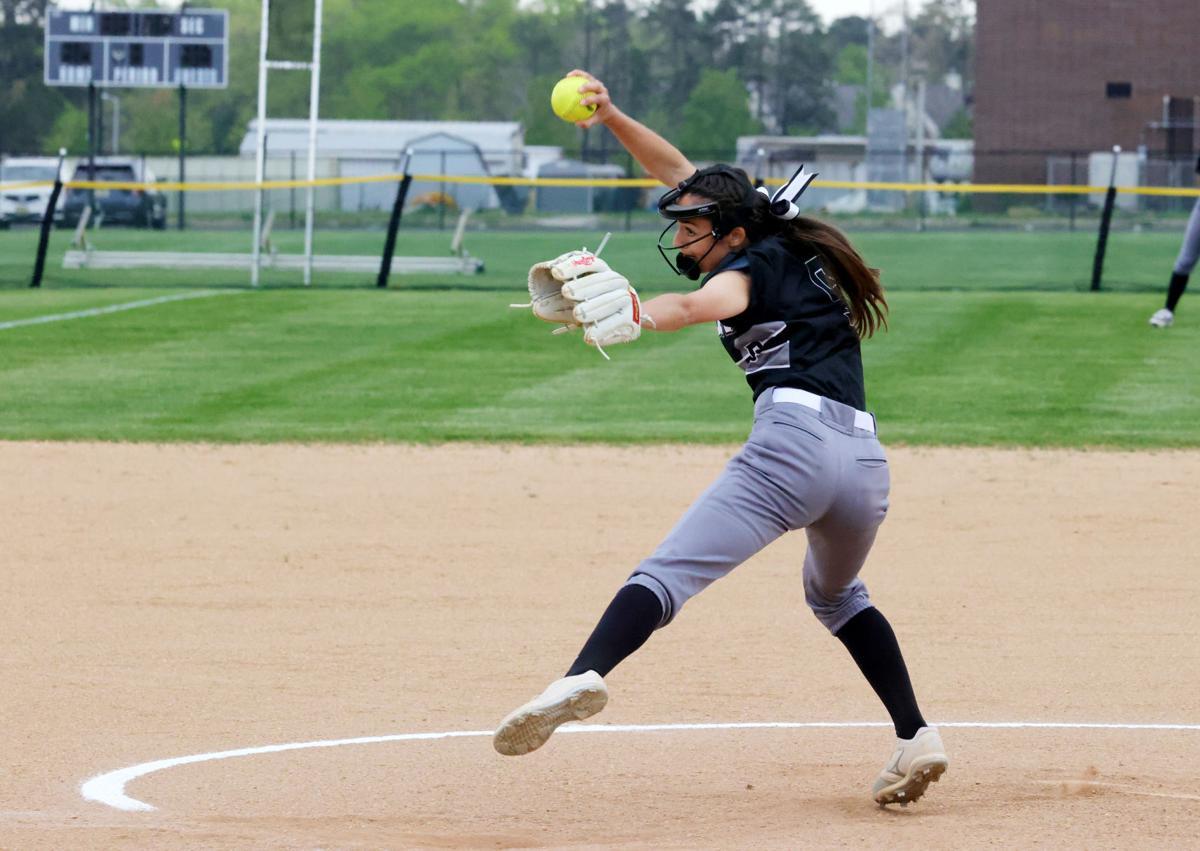 Egg Harbor Township vs St. Joe softball