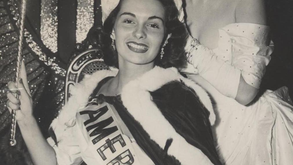 Look back at Miss America in the 1950s