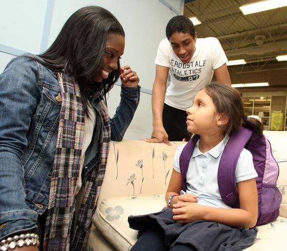 Still recovering from SandyDamage leads to crowded conditions at Boys and Girls Club