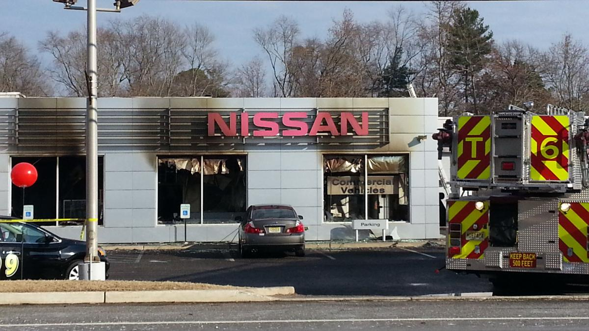 Fire heavily damages Team Nissan in Vineland | Communities ...