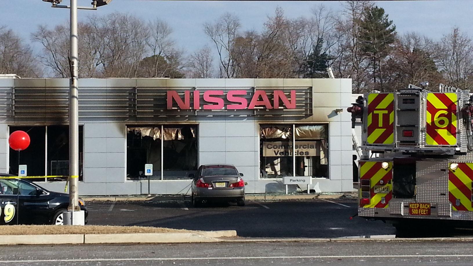 Vineland Team Nissan Fire