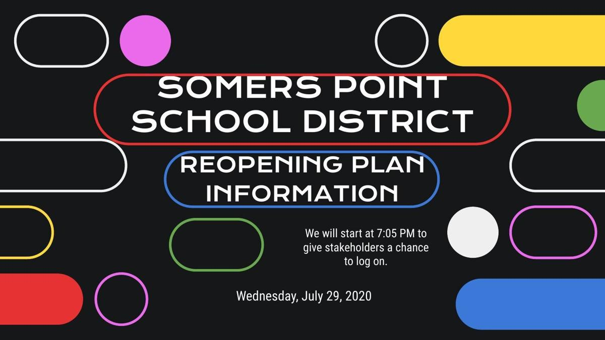 Somers Point reopening plan