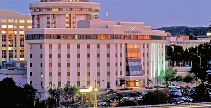Valley forge casino resort jobs michigan poker online