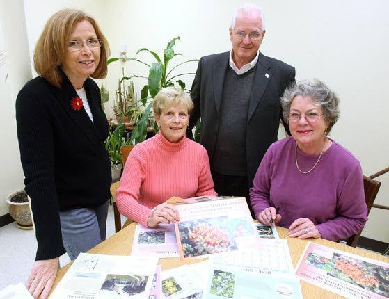 Digging into historyMaster gardeners' calendar highlights local stories
