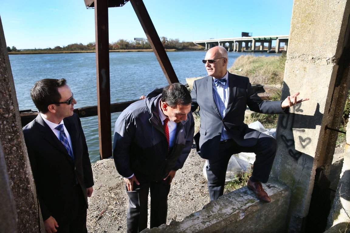 Long-sought work begins on Atlantic City drainage canal | Breaking News |  pressofatlanticcity.com