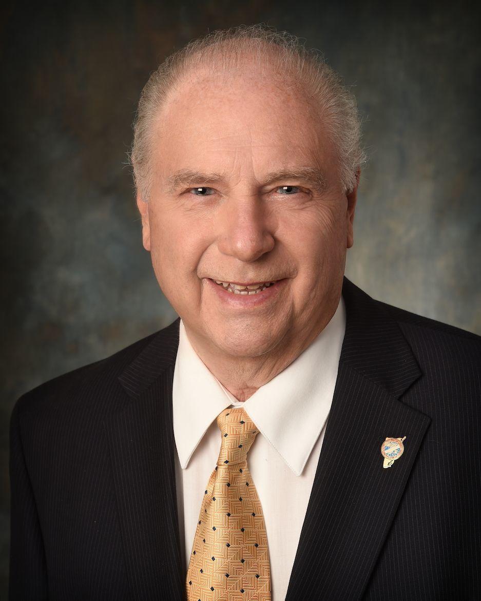 Freeholder Director Gerald Thornton