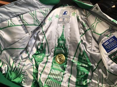 Silver Linings Eagles Jacket