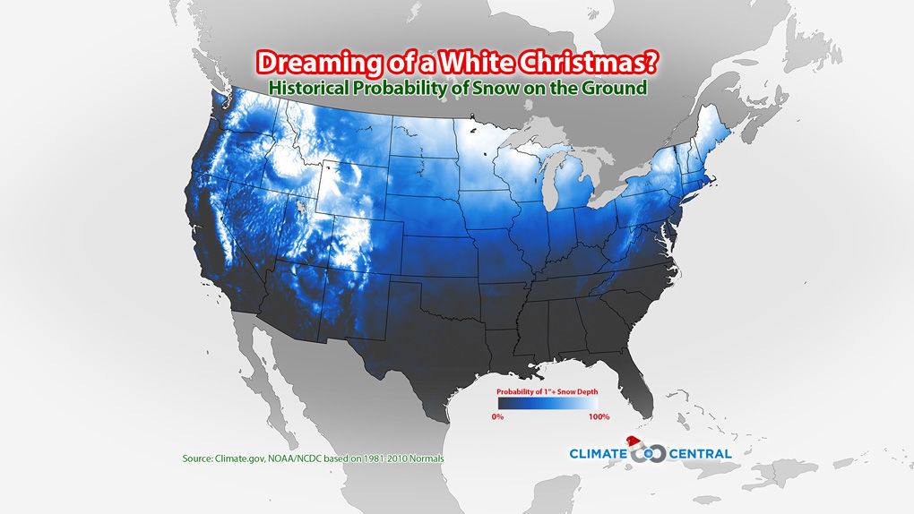 Dreaming of a white Christmas? Here are our chances in South ...