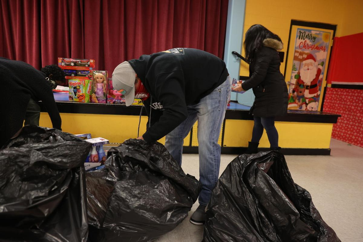 Toys donated to Atlantic City PAL