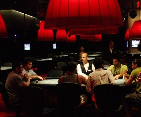 Revel Poker room