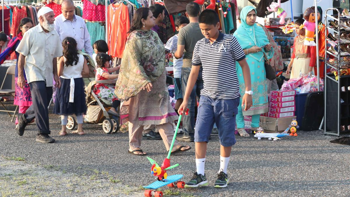Seventh annual Bangladesh Mela