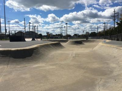 Brigantine skate park