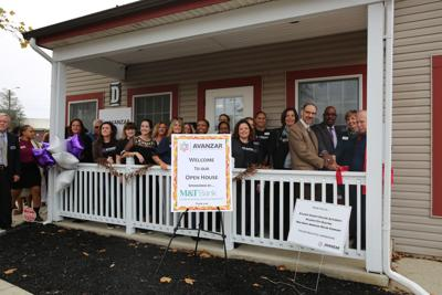 Avanzar open house and ribbon cutting Tuesday, Oct. 29, 2019.