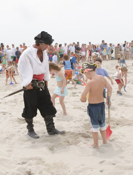 Treaure hunt in Cape May highlights events At The Shore Today