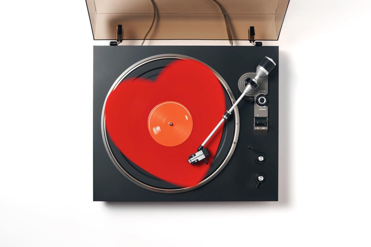 vinyl love shutterstock