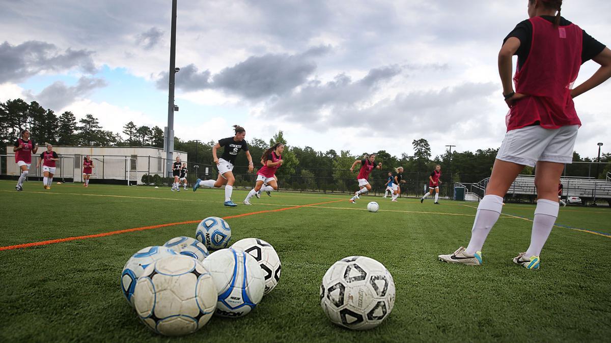 2016 Stockton University Women's Soccer