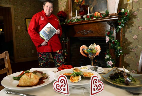 In the Mood for Sweet Dining: Valentine's Day is right around the corner. Here's a sample of where to celebrate in style