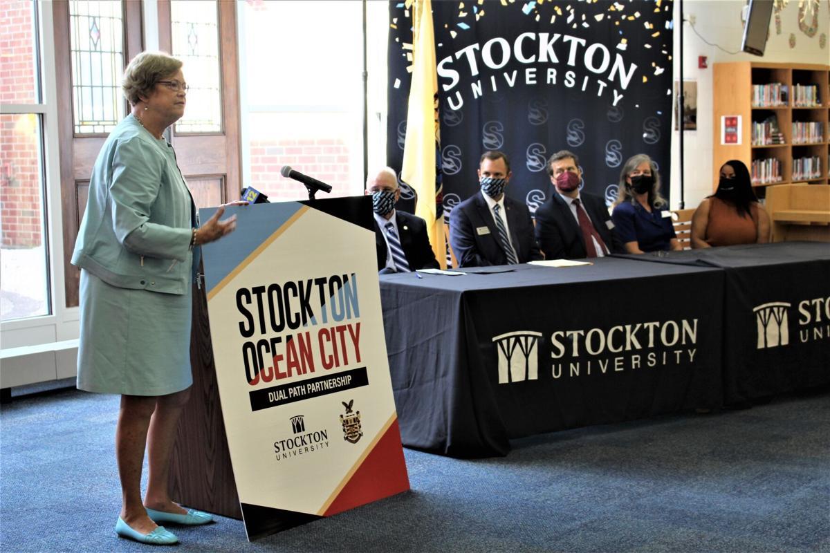 dual path partnership stockton ocean city