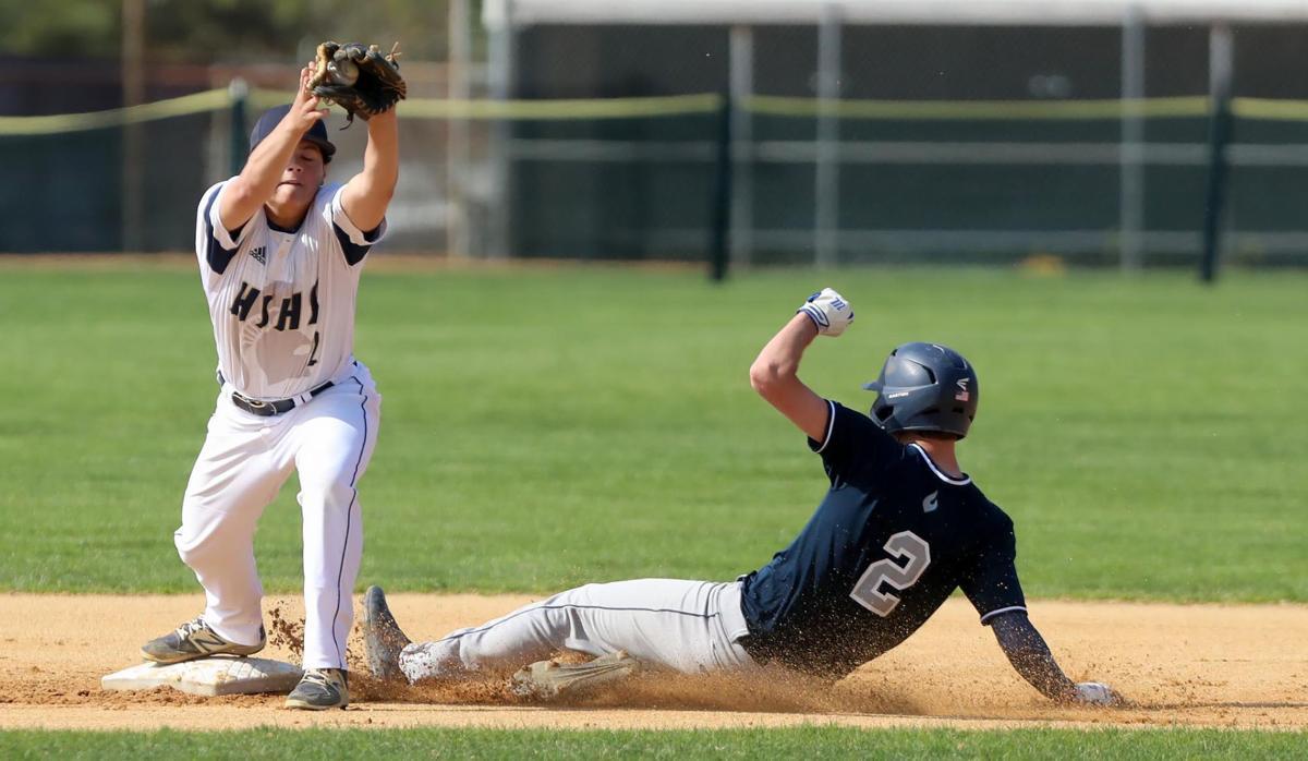 Holy Spirit vs. St. Augustine baseball game