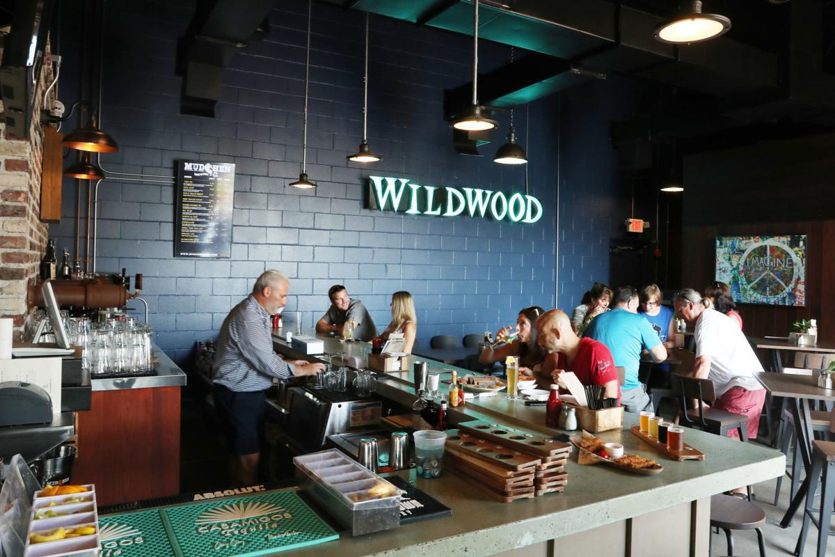 Mud Hen Brewing Co. in Wildwood