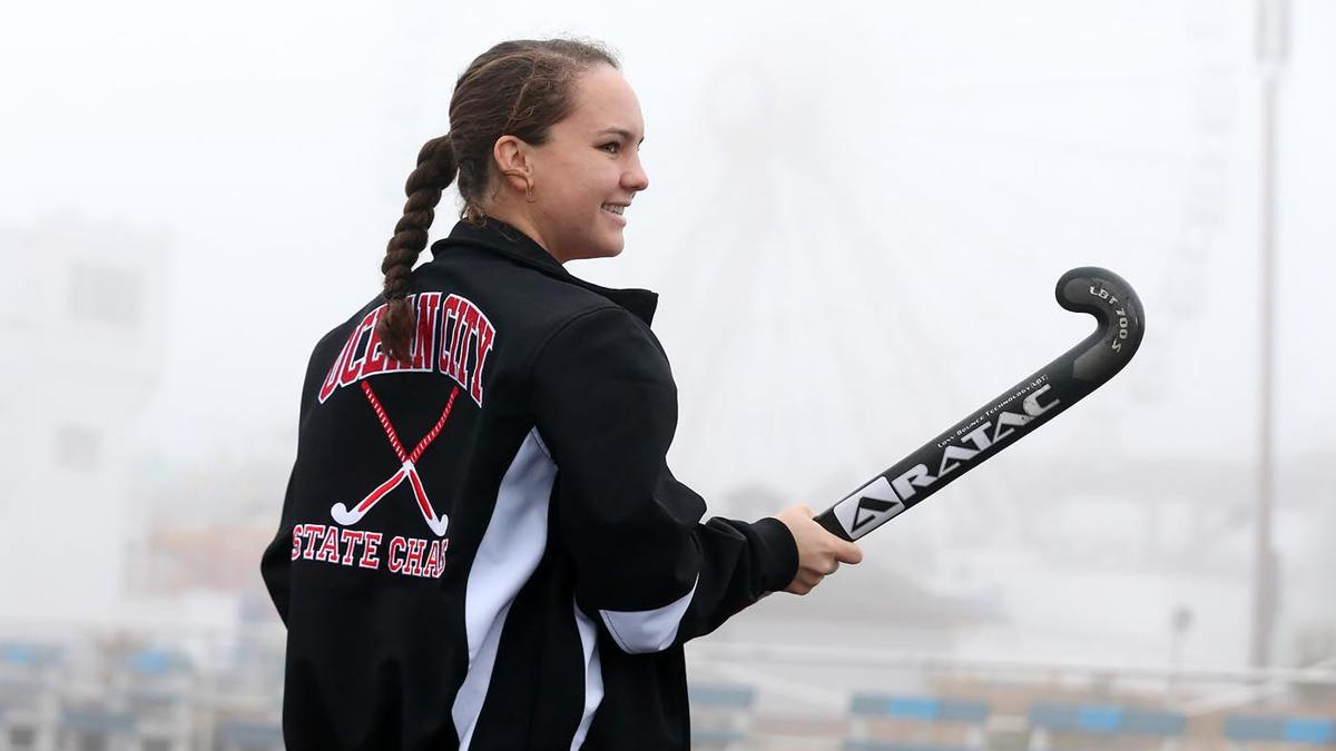 A look at locals playing field hockey for NCAA Division I programs