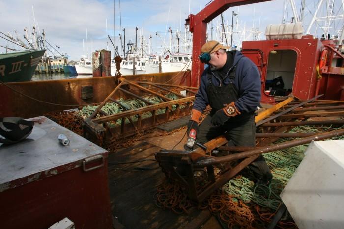 Winter is hardly 39 off 39 season for fishing fleet in for Miss barnegat light fishing report