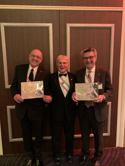 Knights of Columbus Honorees
