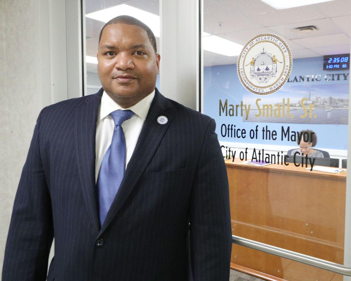 Marty Small