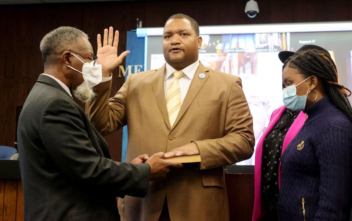 Atlantic City Mayor Small