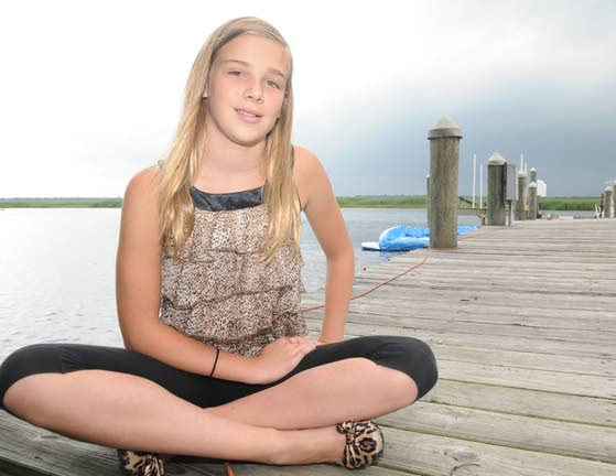 EHT rising sixth-grader attends Junior National Youth Leaders Conference