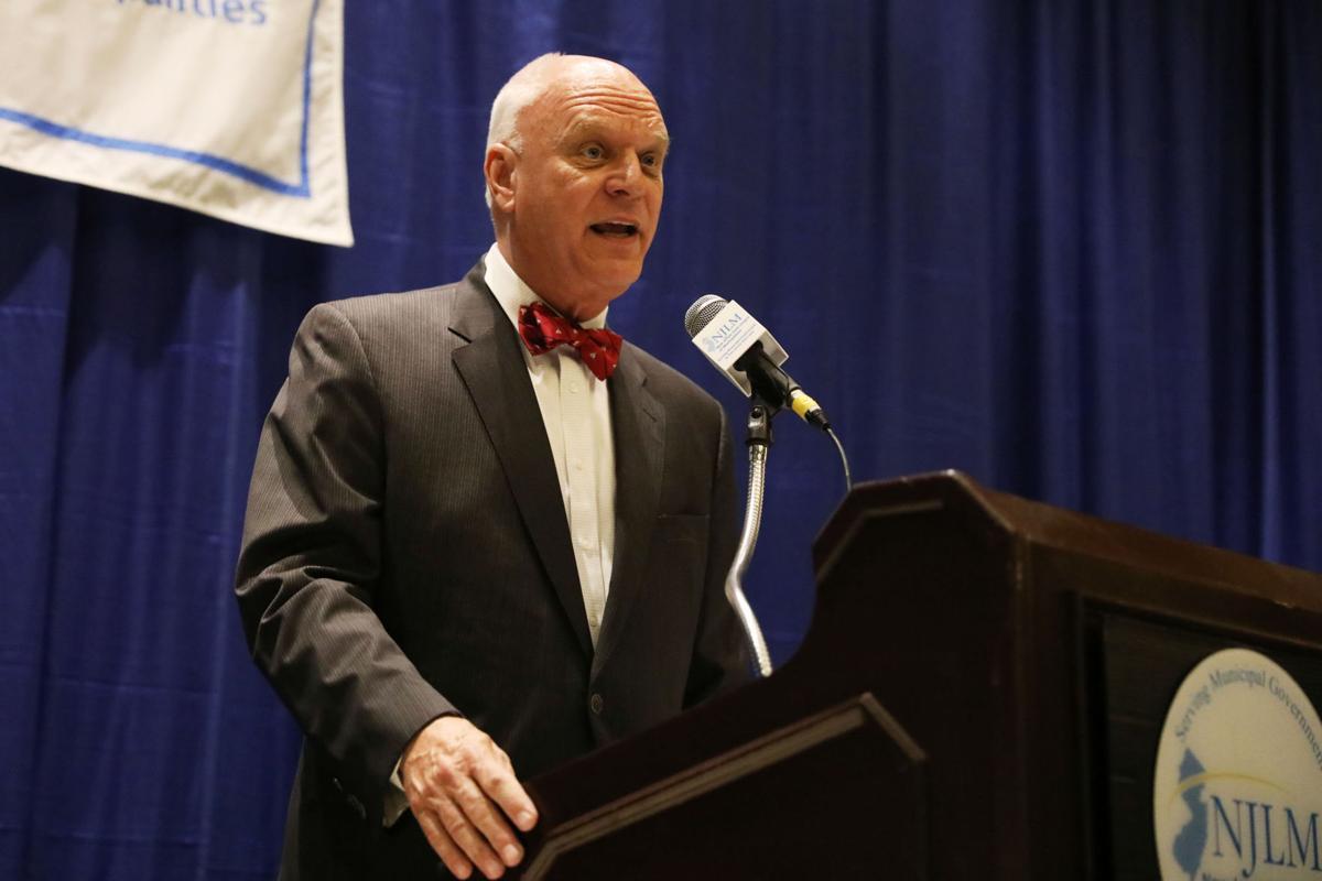 Phil Murphy at League of Municipalities