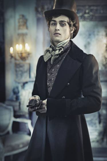 TV: At 19, Douglas Booth is starring in Dickens story