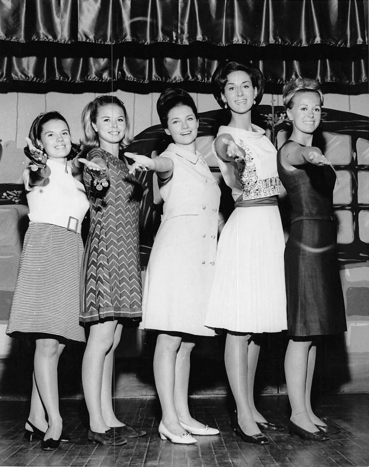 Look back at Miss America 1967, the Vietnam War   Miss America ...