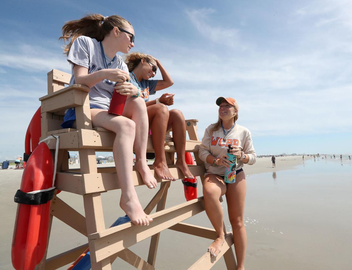 Wildwood Crest Beach Patrol Lifeguards