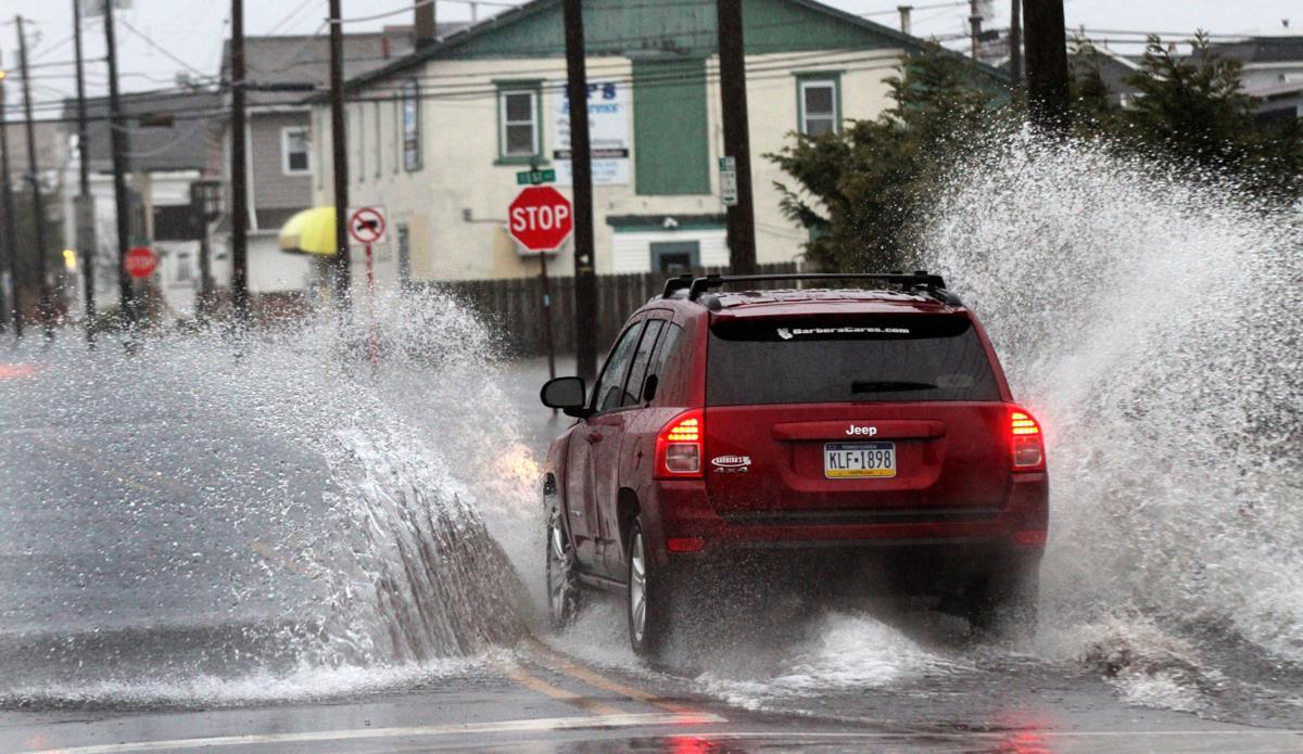 Ocean City coastal flooding