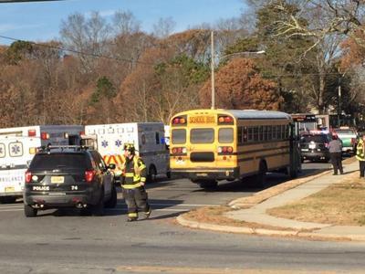 Pleasantville school bus involved in Route 9 crash | News