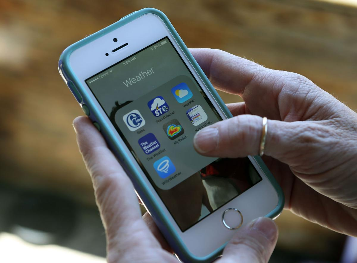 How accurate is your phone's weather app? | Weather