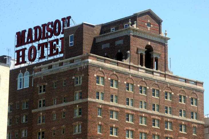 Historic Atlantic City Hotel Madison House Up For Again