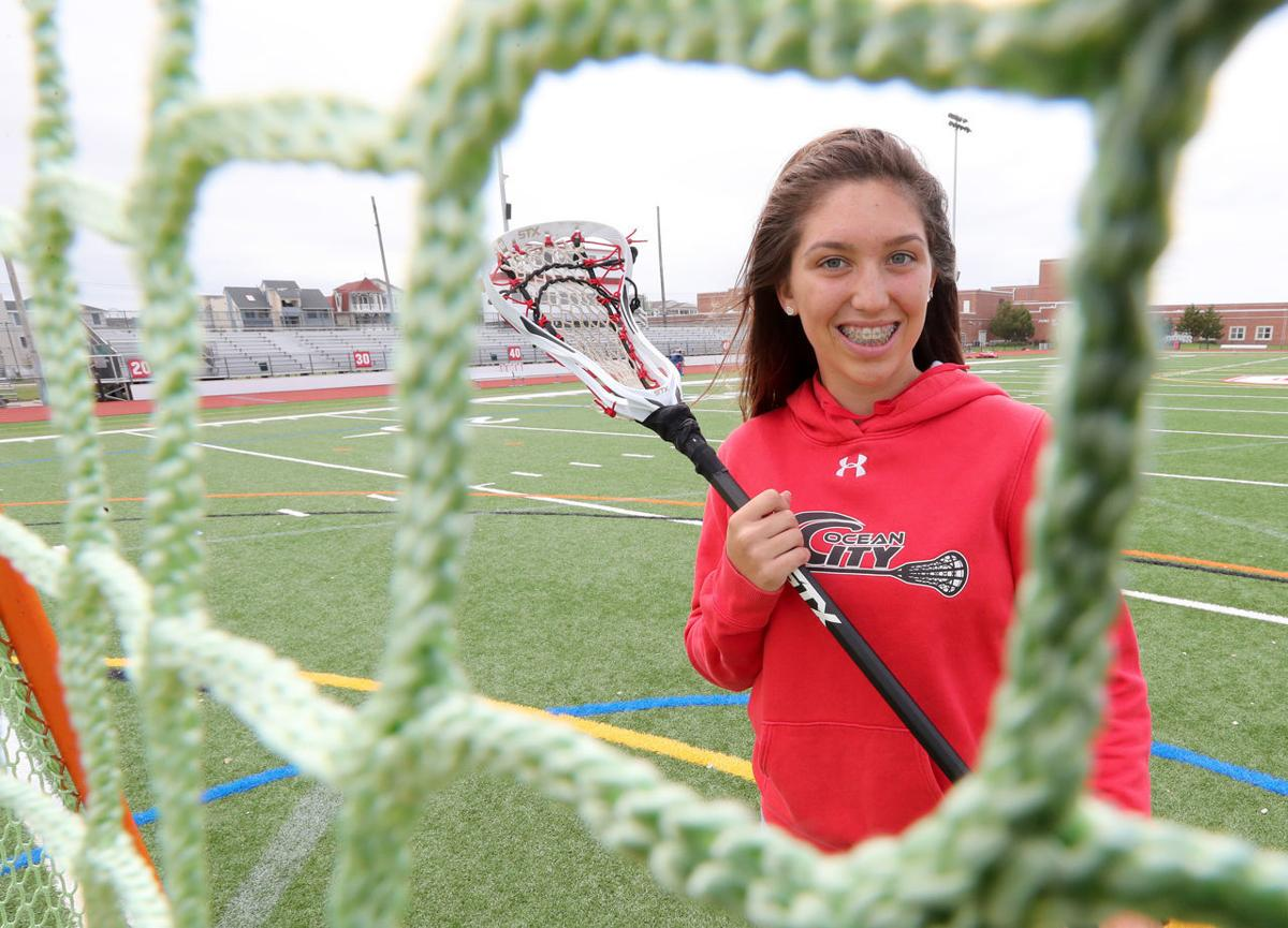Danielle Donoghue LAX Player of the Year