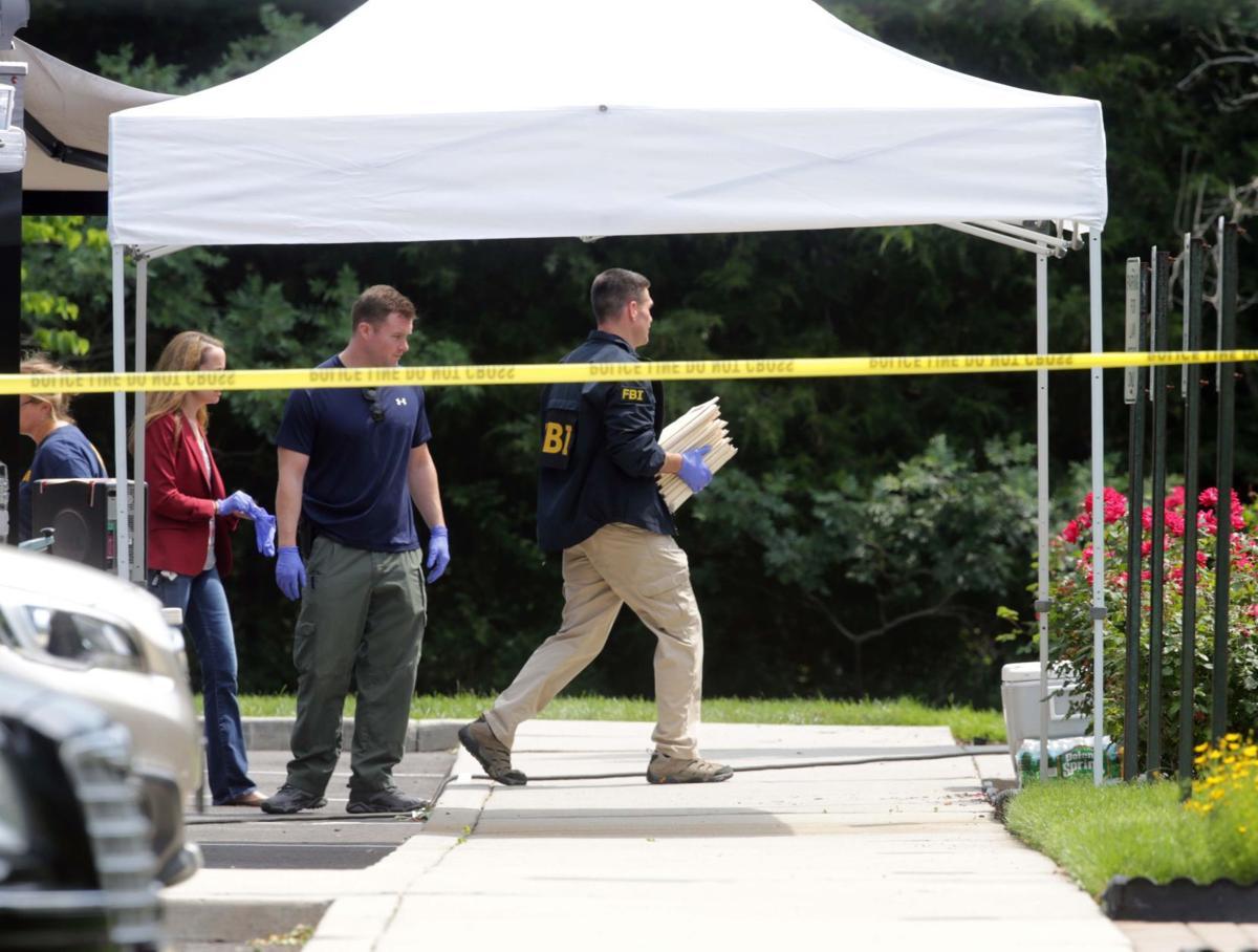 Dr. James Kauffman, arrested with a handgun