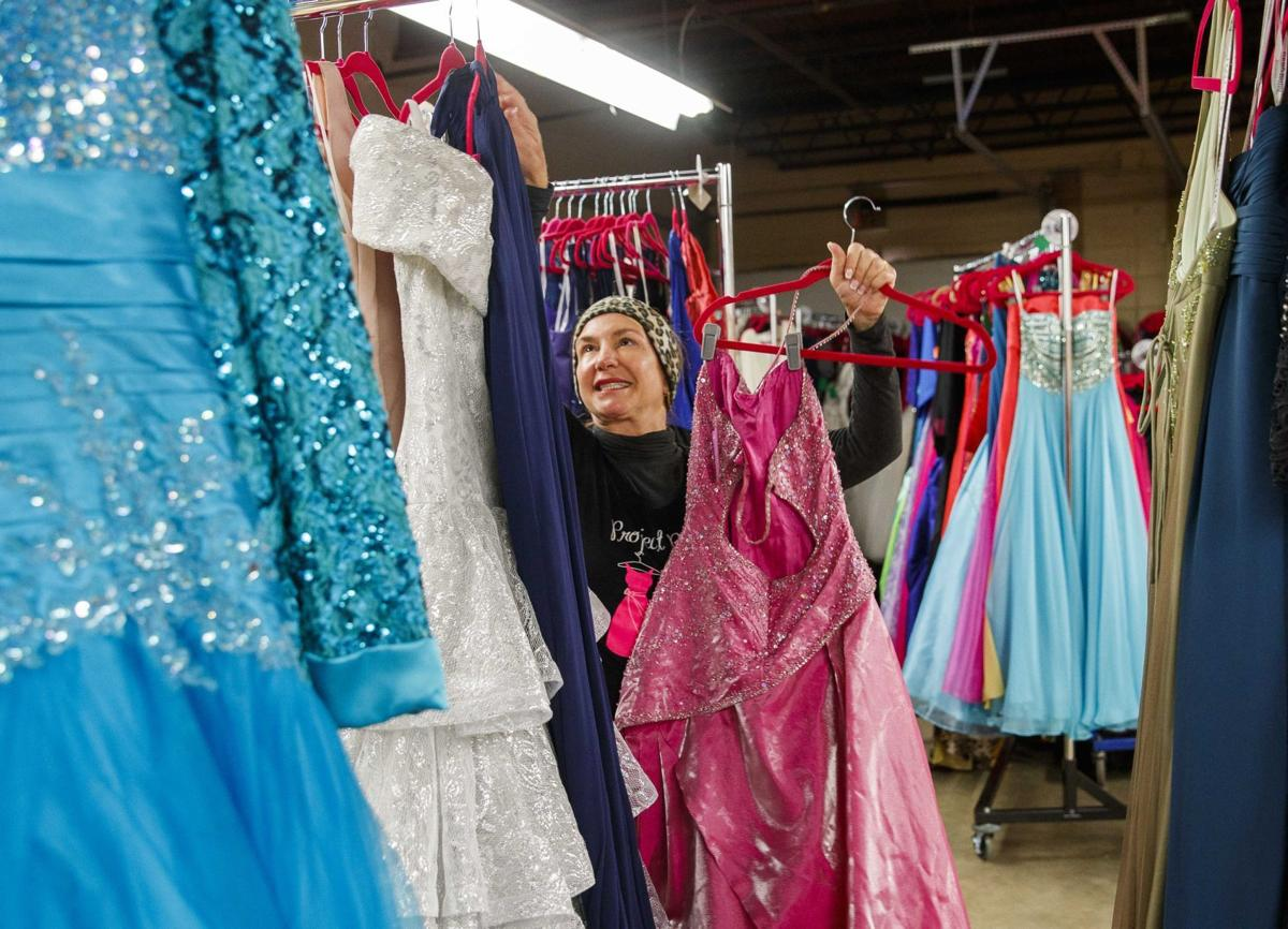 e8686286974 2019 Project Prom giveaway to dress hundreds of area teens ...