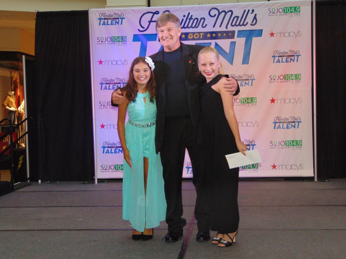 Ten acts compete in first week of fourth annual Hamilton Mall's Got Talent competition